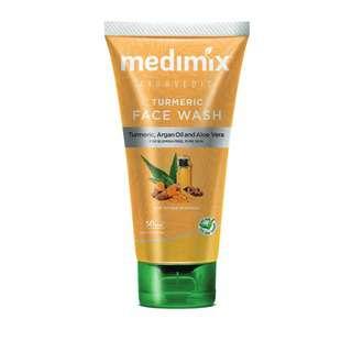 Medimix Ayurvedic Turmeric Face Wash