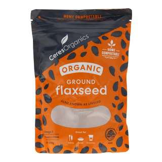 Ceres Organics Flaxseed Ground (Ground Linseed)