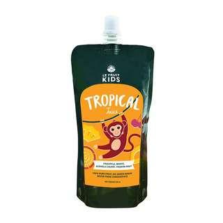 Le Fruit Kids Tropical Pouch