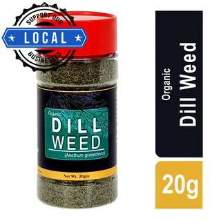 GardenScent Organic Dill Weed