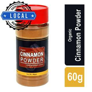 GardenScent Organic Cinnamon Powder