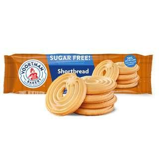 Voortman Sugar Free Shortbread Swirl