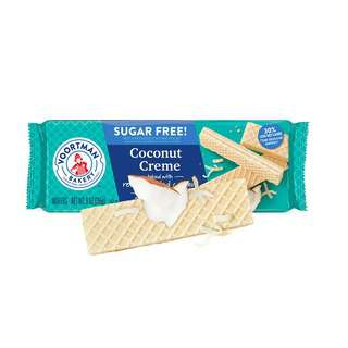 Voortman Sugar Free Coconut Wafers