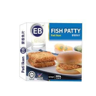 EB Frozen - Fish Patty