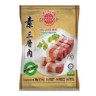 EB Frozen - Vegetarian Layer Meat