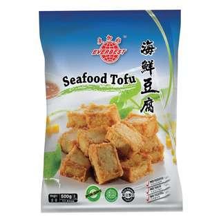 EB Frozen - Vegetarian Seafood Tofu