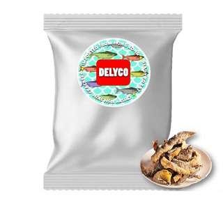 Delyco Fish Skin Cracker Seaweed