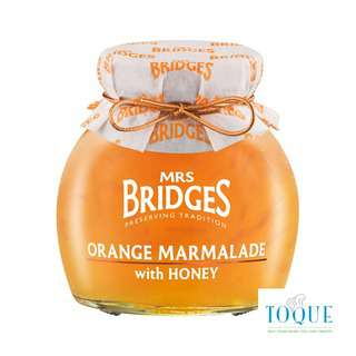 Mrs Bridges Orange Marmalade With Honey
