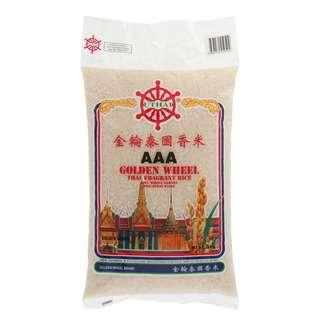 Golden Wheel Thai Fragrant Rice