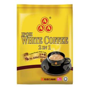 AAA Ipoh White Coffee 2 in 1 (No Sugar)