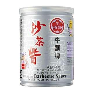 Bull Head Sha Cha Barbecue Sauce - Original