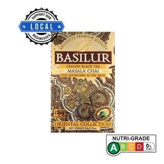 Basilur Masala Chai Black Tea