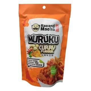 Kacang Macha Muruku Curry Flavour