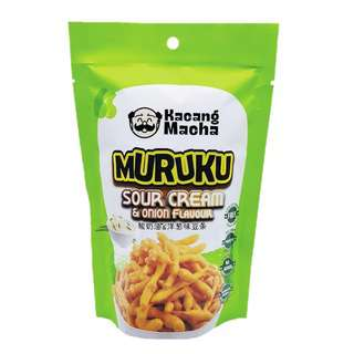 Kacang Macha Muruku Sour Cream & Onion Flavour