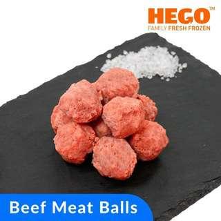 Hego Beef Meat Balls