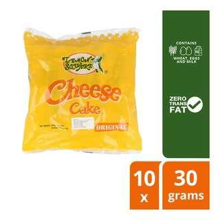 Lemon Square Cheese Cake 300g