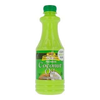 Marca Leon Premium Coconut Oil 1 ltr