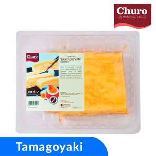 Churo Tamagoyaki Chilled