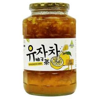 P&L Jeju Citron Tea