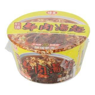 Ve Wong Instant Noodle Cup - Red Braised Beef