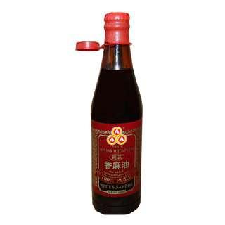 AAA 100% Pure Black Sesame Oil