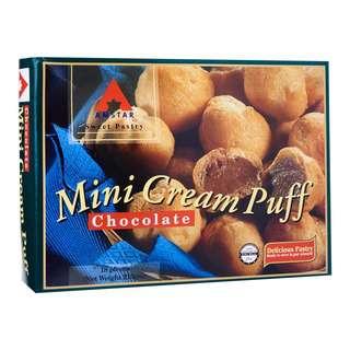 Amstar Cream Puff - Chocolate