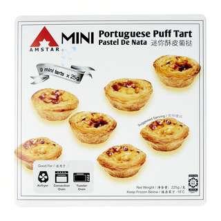 Chinatown Mini Puff Tart