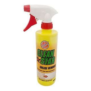 Sunshine Cleanstar Grease Remover