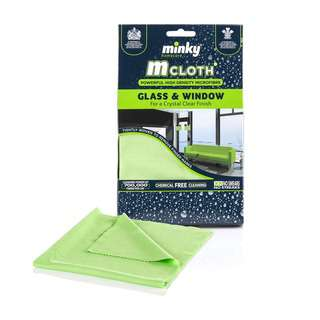 Minky Homecare Glass and Window Cleaner M-Cloth