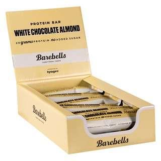 Barebells Protein Bar White Choco Almond