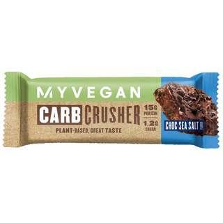 MyProtein Vegan CarbCrusher Chocolate Sea Salt