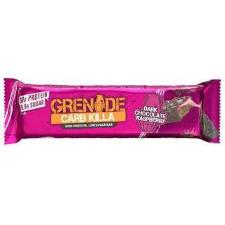 Grenade Carb Killa Bar Dark Chocolate Raspberry