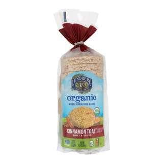 Lundberg Organic Cinnamon Toast Rice Cake