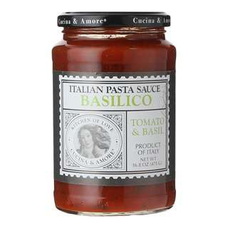 Kitchen & Love Basilico Pasta Sauce