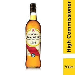 High Commissioner Old Scotch Whisky Alc 40%