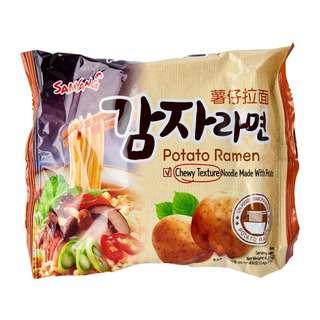 Samyang Potato Ramen Single Packet