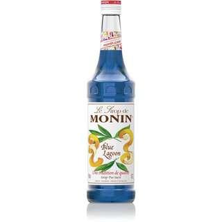 Monin Blue Lagoon Syrup