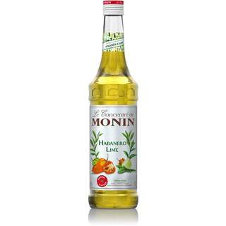 Monin Habanero Lime Concentrate Syrup