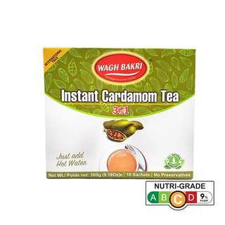 Wagh Bakri Instant Cardamom Tea