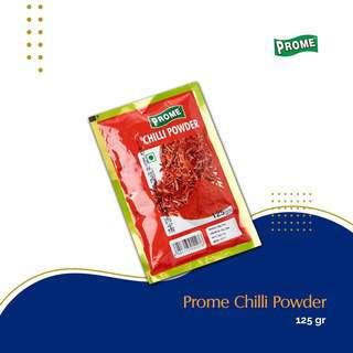 Prome Chilli Powder 125G -- By Dashmesh