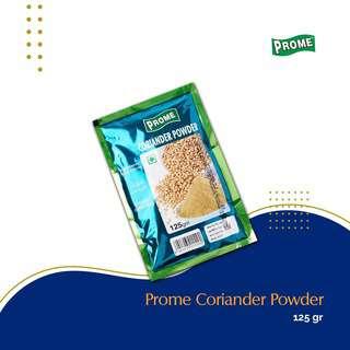 Prome Coriander Powder 125G -- By Dashmesh