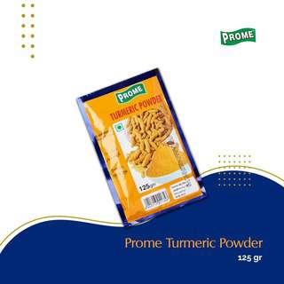 Prome Turmeric Powder 125G -- By Dashmesh
