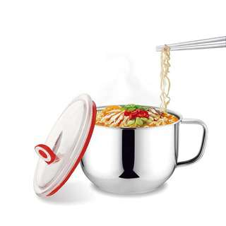 555 Stainless Steel Easi Noodle Cup