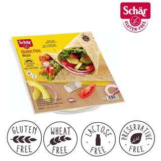 Schar Wraps - Gluten Free 2 X 80G