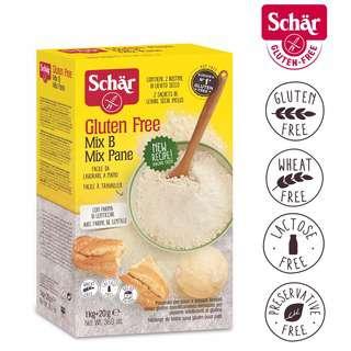 Schar Mix B Bread Mix with gluten free yeast - Gluten Free