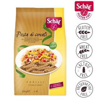 Schar Fusilli Multigrain Pasta - Gluten Free