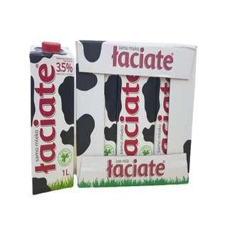 Laciate UHT Full Cream Milk