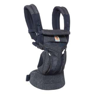 Ergobaby Omni 360 Cool Air Mesh Blue Tweed