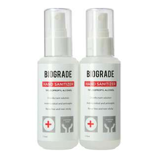 Biograde Hand Sanitizer (Spray) Pack