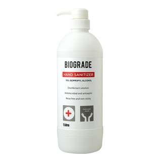 Biograde Hand Sanitizer (Pump)